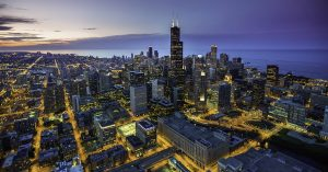 The City of Chicago. Good for Dedicated Servers, Cloud Servers, Hybrid Cloud, and Colocation.